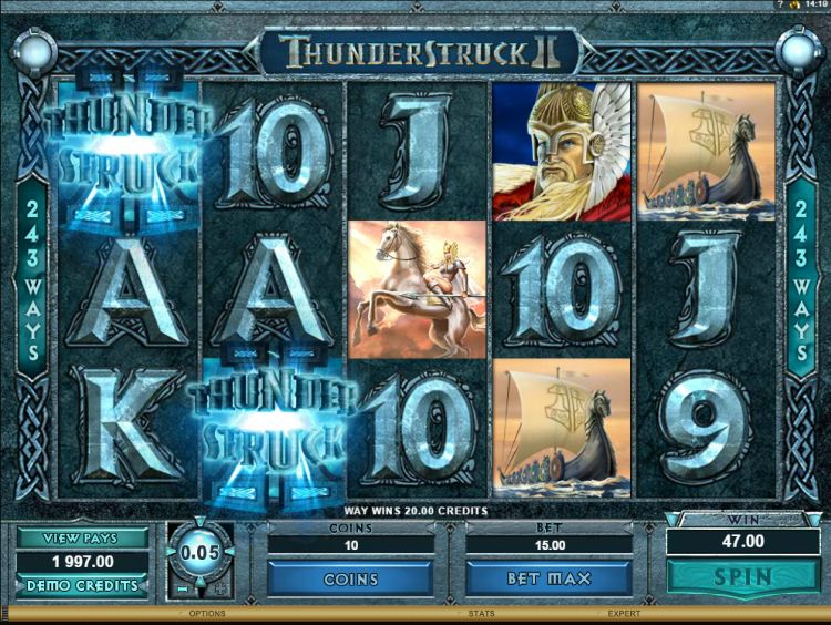 Thunderstruck-II- review microgaming
