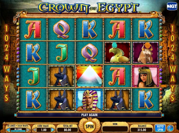crown-of-egypt-slot-review-igt