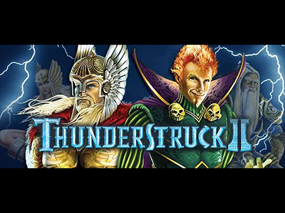 Thunderstruck II Video Slot by Microgaming