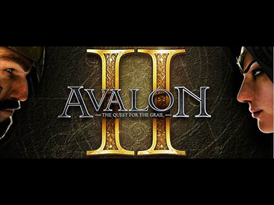 Avalon II Slot Machine by Microgaming