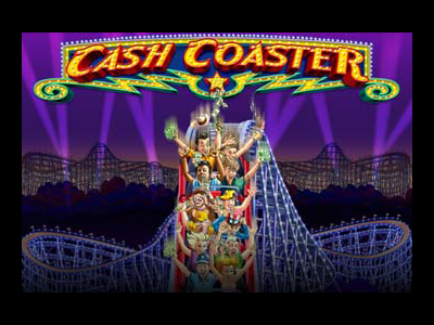 Cash Coaster Slot by IGT