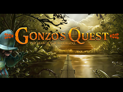 Gonzo's Quest Video Slot by NetEnt