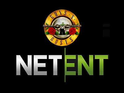 Guns N' Roses Slot by NetEnt