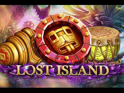 Lost Island Video Slot by NetEnt