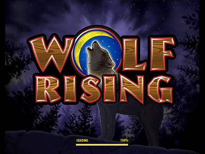 Wolf Rising by IGT