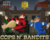 Cops N' Bandits Slot by Playtech