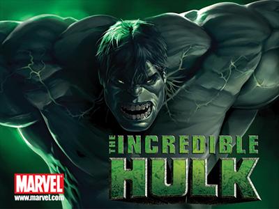 Incredible Hulk Video Slot by Playtech