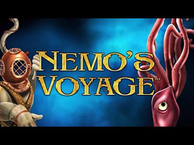 Nemo's Voyage Video Slot by WMS