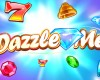 Dazzle Me netent slot logo