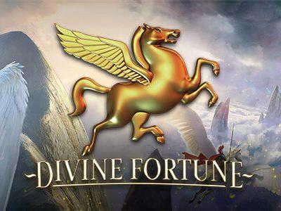Divine_Fortune_slot review Netent
