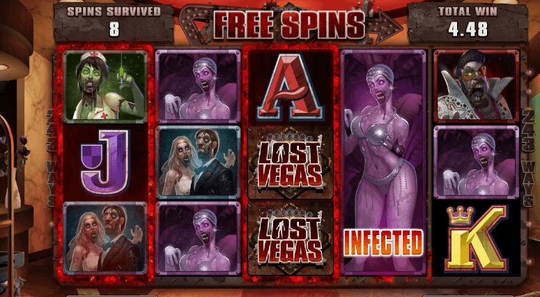 Lost-Vegas-Zombie-Bonus-Game