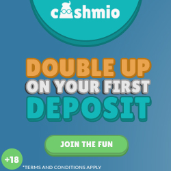 Cashmio welcome bonus uk