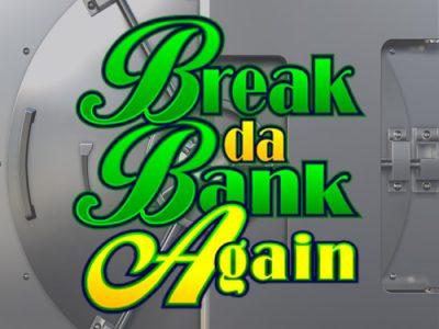 break da bank again slot review microgaming