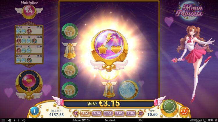 Moon princess play n go