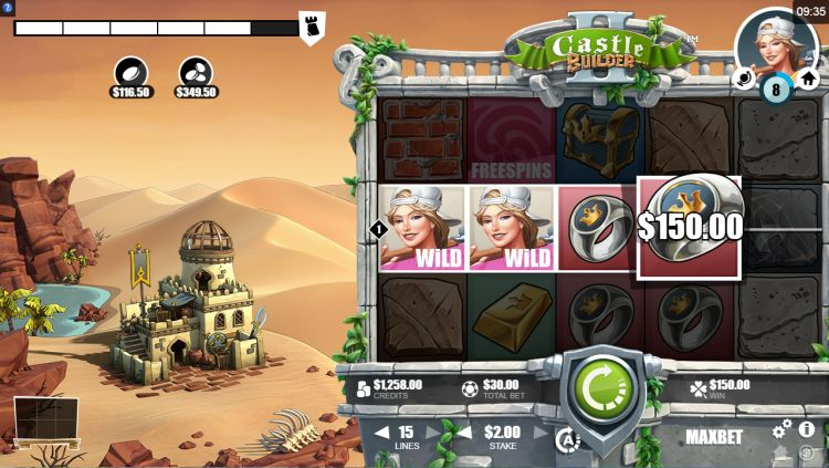 Castle Builder II review