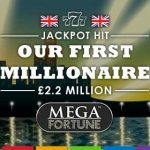 Mega Fortune jackpot won Slots Million
