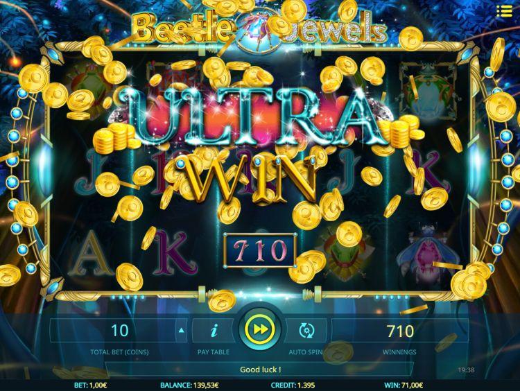 beetle-jewels-isoftbet slot big win